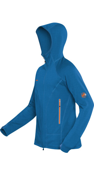 Mammut M's Eiswand Tech Jacket dark cyan